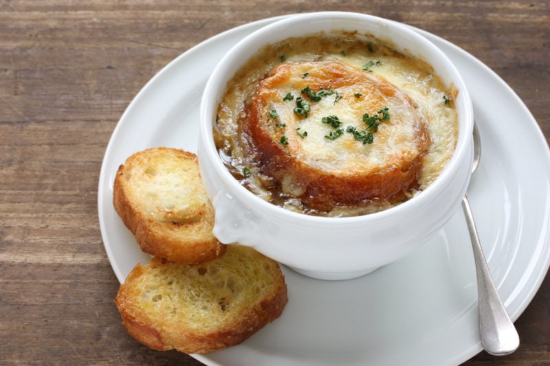 VIVE French Onion Soup