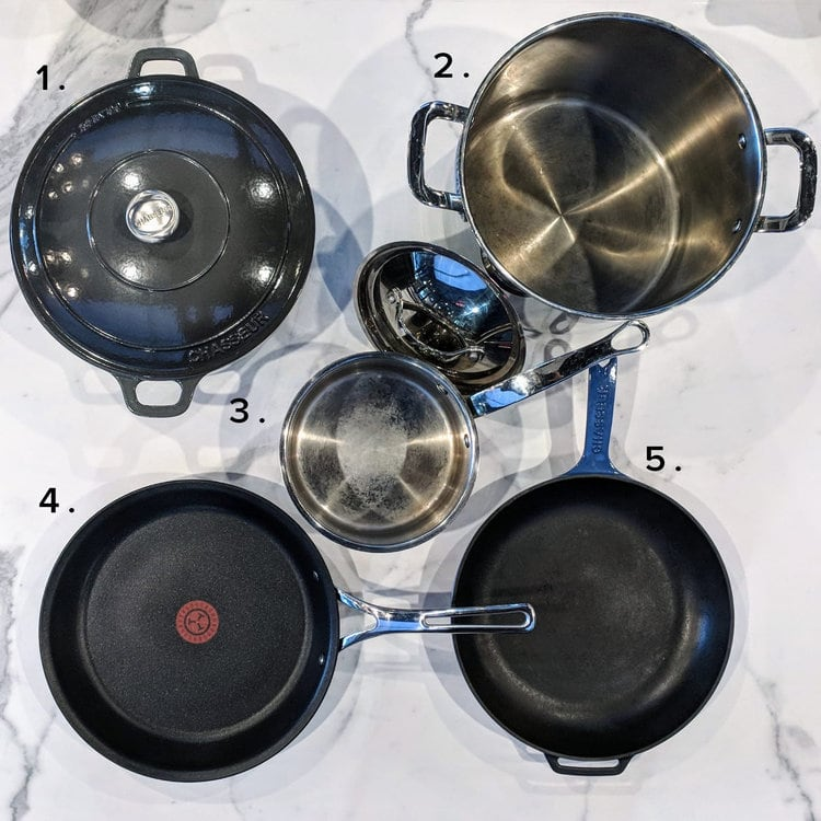 VIVE's Guide to essential cooking tools and utensils – part 2
