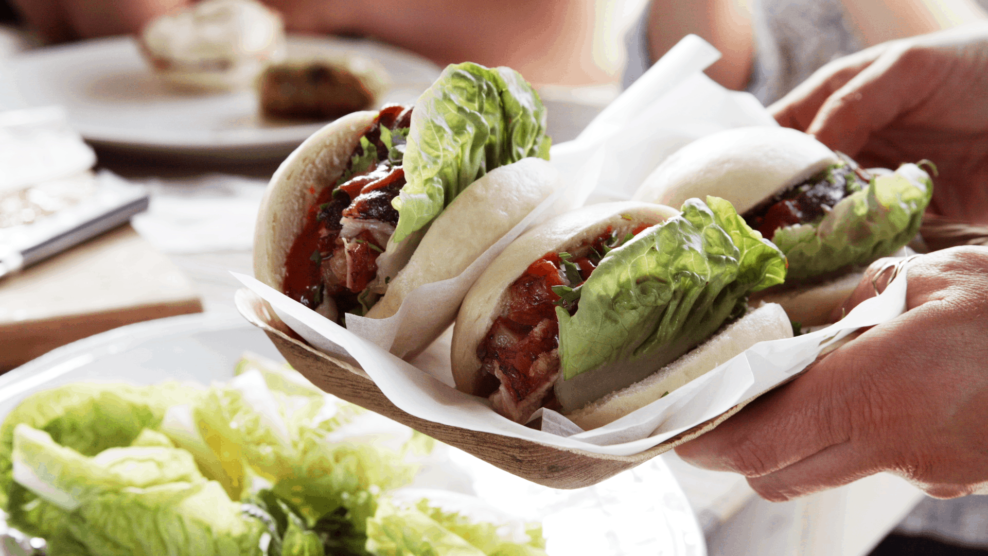 Bao Bun Asian Street Food