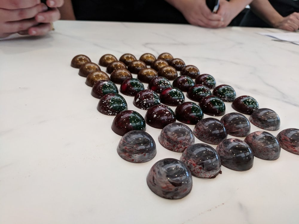 CHOCOLATE BONBONS WORKSHOP WITH ESTI GARCIA 14