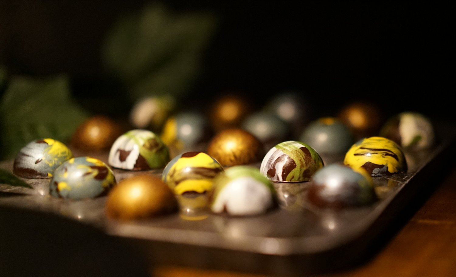 CHOCOLATE BONBONS WORKSHOP WITH ESTI GARCIA 6