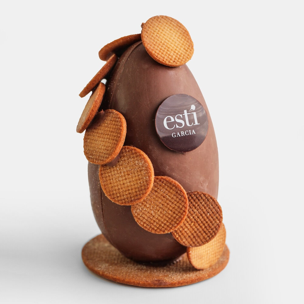CHOCOLATE EASTER EGG WORKSHOP WITH ESTI GARCIA 3