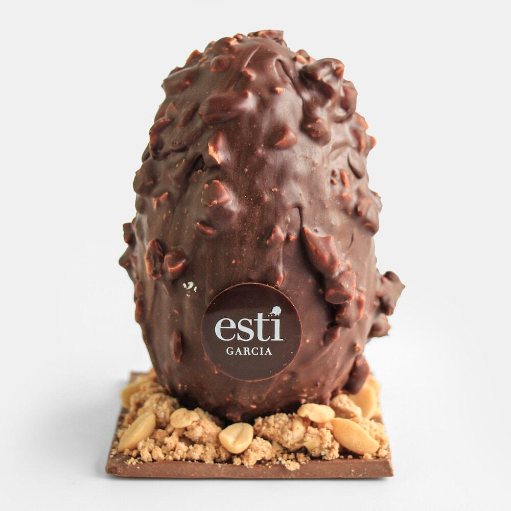 CHOCOLATE EASTER EGG WORKSHOP WITH ESTI GARCIA 4