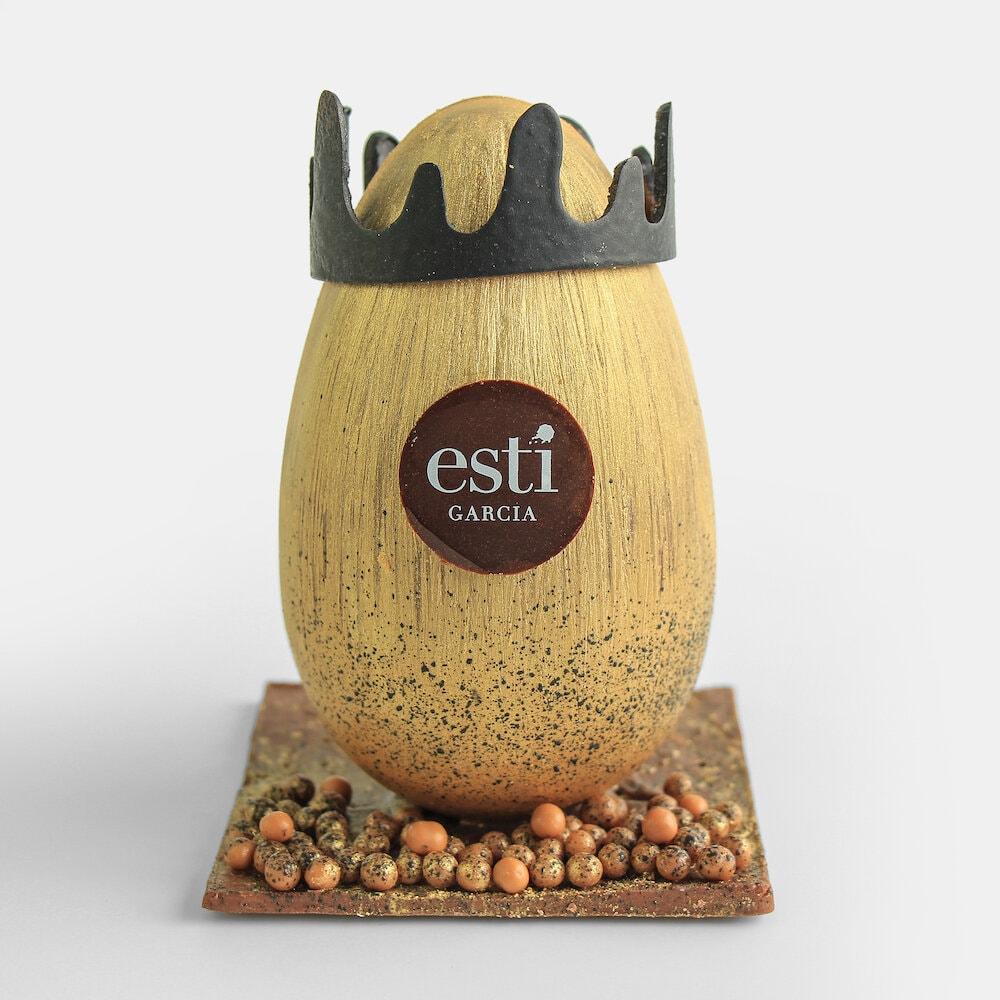 CHOCOLATE EASTER EGG WORKSHOP WITH ESTI GARCIA 6