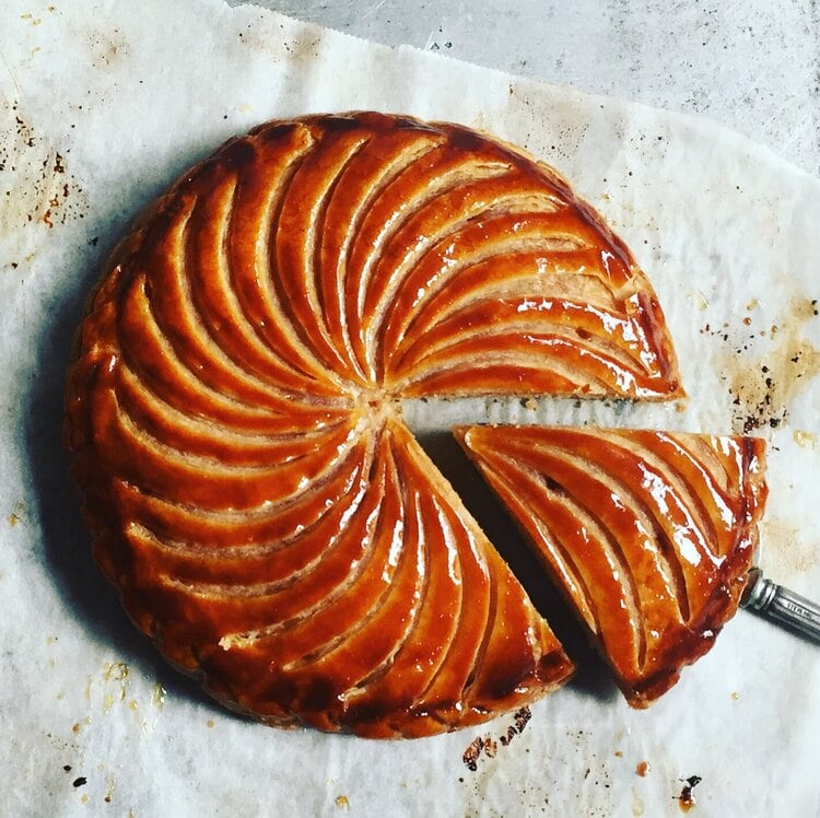 GALETTE DES ROIS KING'S CAKE 1
