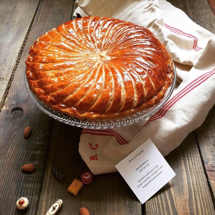 GALETTE DES ROIS KING'S CAKE 2
