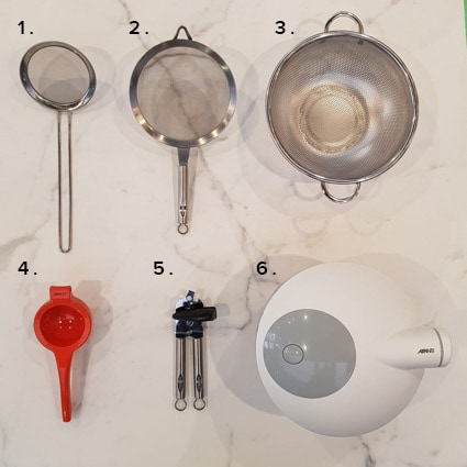 VIVE's Guide to essential cooking tools and utensils – part 5