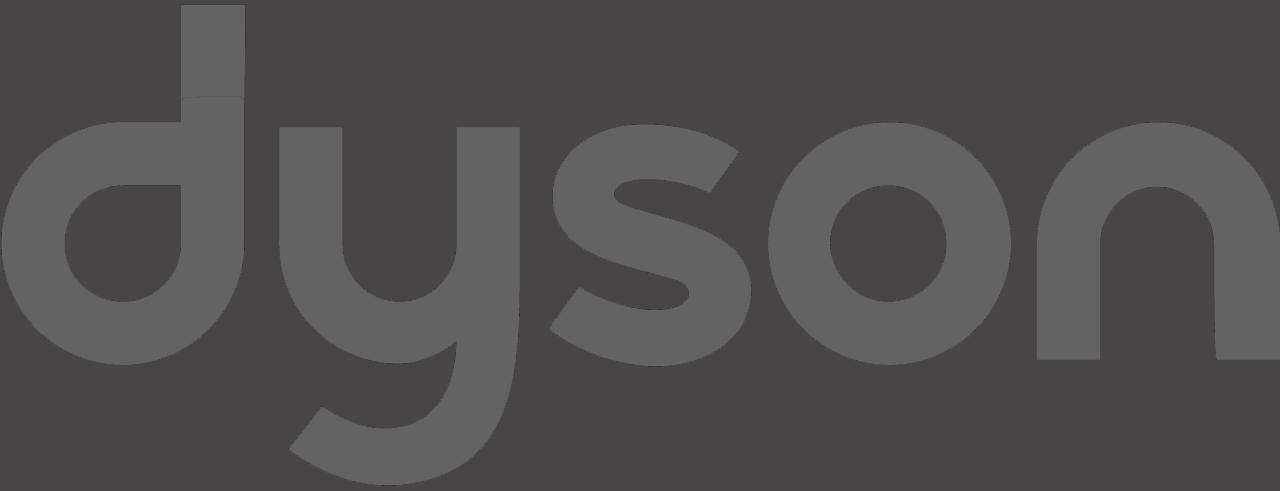 Dyson Logo Grey