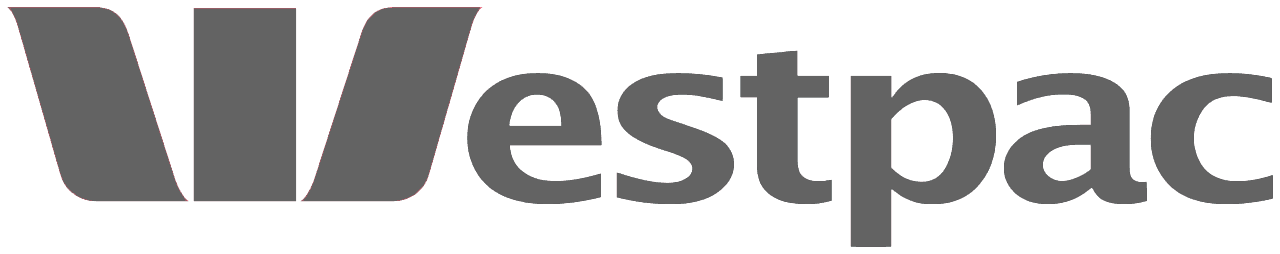 Westpac Logo Grey