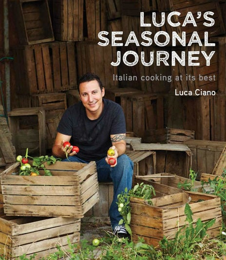 Luca Ciano Season Journey