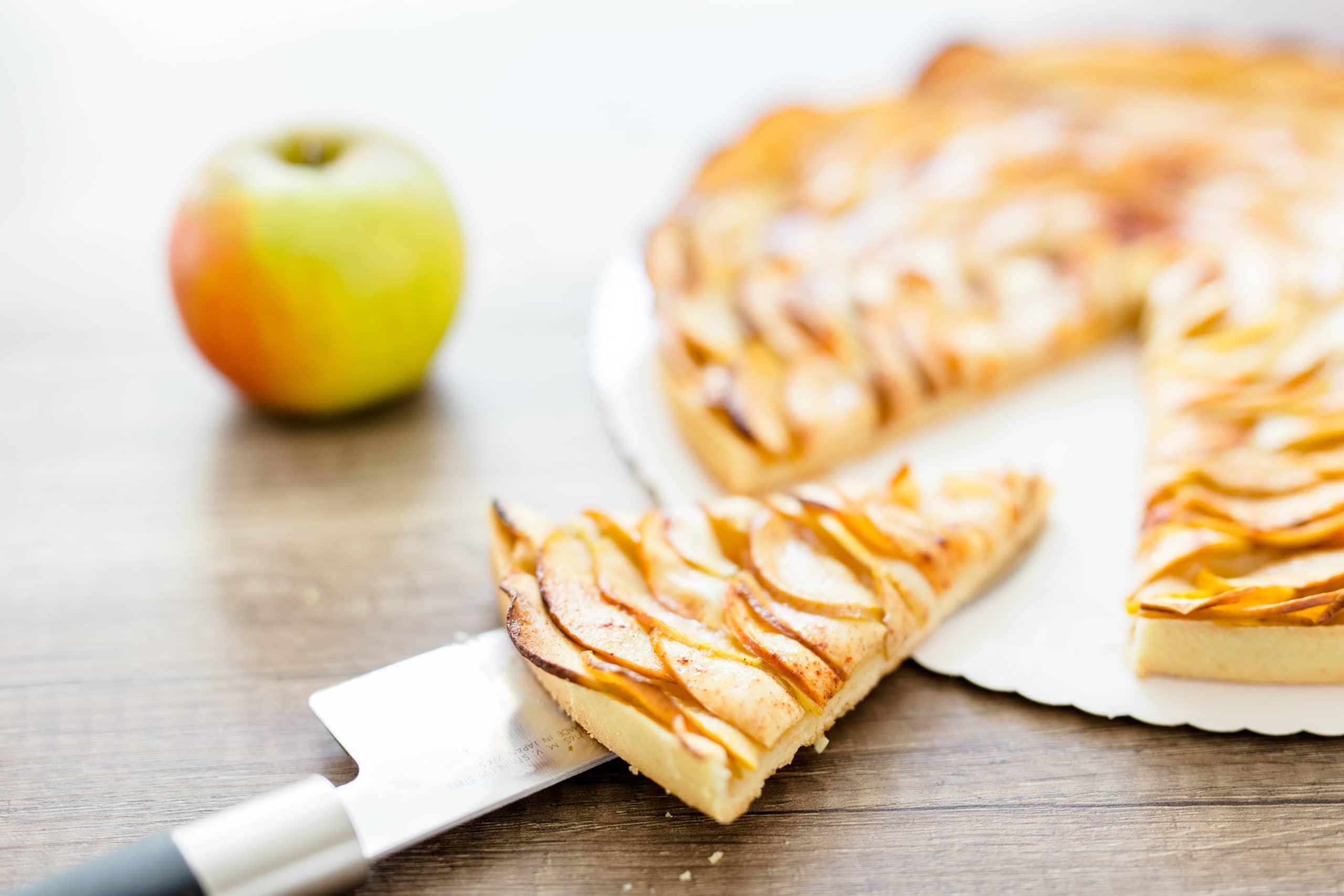 Apple Tart French Dessert