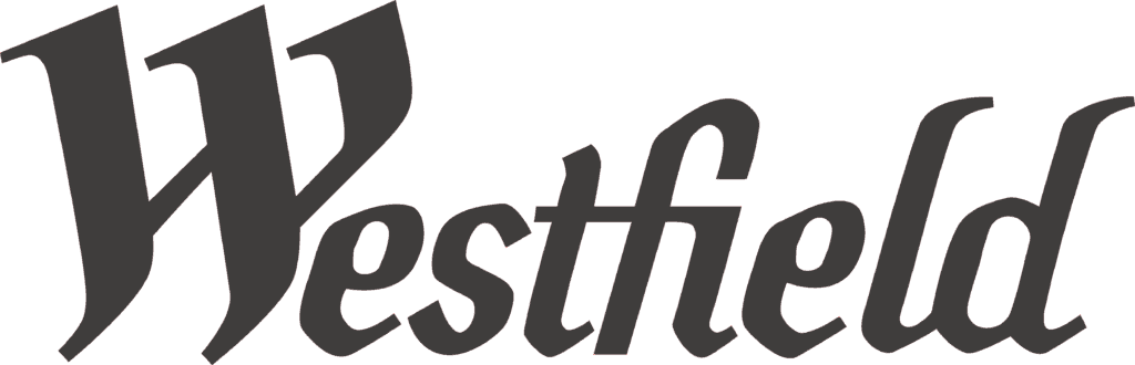 Westfield Logo Grey