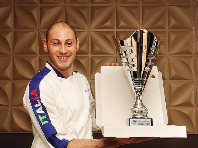 Enrico 1st Place