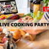 Live Cooking Class 01